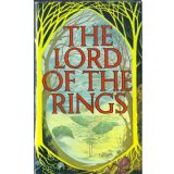 The Lord of the Rings Trilogy by J.R.R. Tolkien Omnibus hardback book